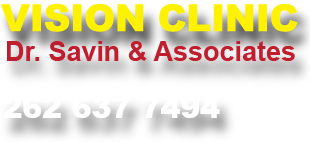 Vision Clinic, Dr. Savin & Associates - 262 637 7494