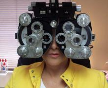 Refraction and Functional Vision Exam