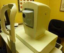 21st Century O.C.T. Eye Wellness Exam, as seen on the ABC News! Our state of the art retinal exam imaging