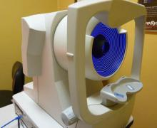Corneal eye health technology