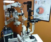 Eye examination technology