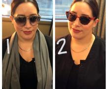 Choose 1 or 2 - Trendy Prescription Sunglasses from Up Town Eyes™ Luxury Eyewear Boutique
