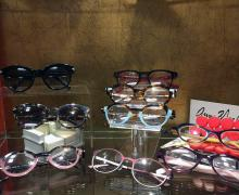 A wide variety of stylish frames available at Up Town Eyes™ Luxury Eyewear Boutique