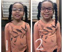 Choose 1 or 2 - Fun Eye Glasses Frames for Children
