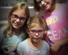 Colorful Eye Glasses Frames for the Whole Family